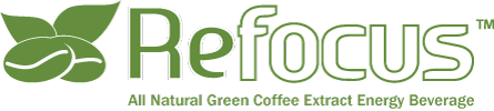 Refocus™ All Natural Green Coffee Energy Beverage